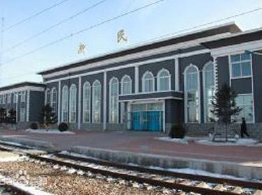 沈阳铁路局新民项目