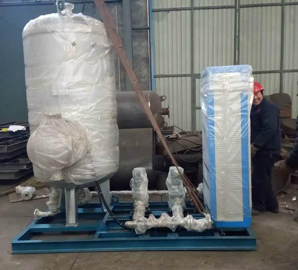 不锈钢生活热水机组