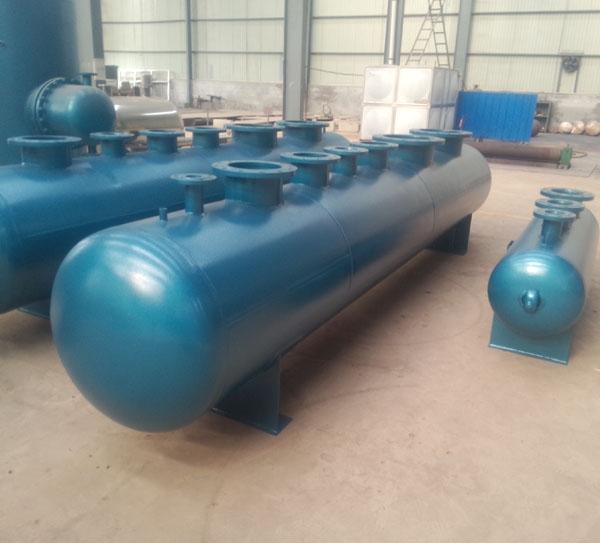 地暖分集水器