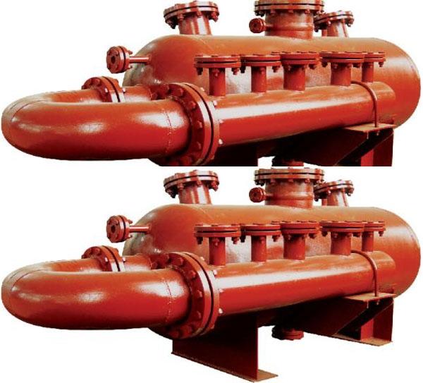 低压疏水扩容器