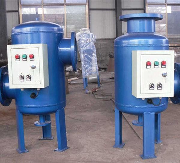 多功能全程综合水处理器