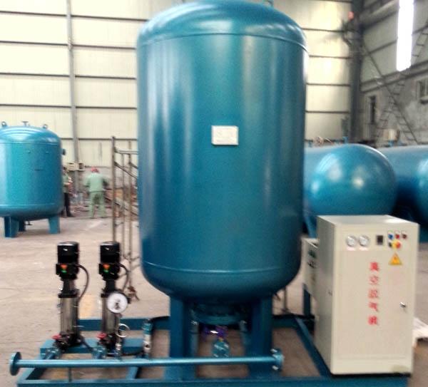 全自动定压补水排气装置