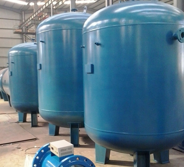 CFP贮存式浮动盘管换热器