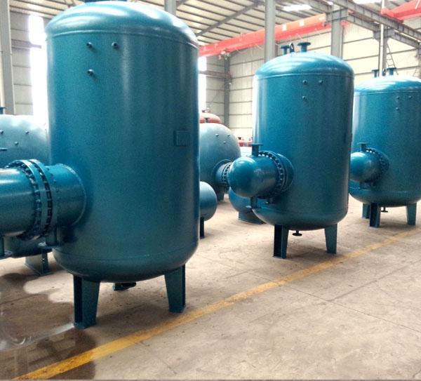 HRV-02导流型半容积式水加热器