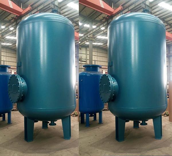 DFHRV导流浮动盘管型半容积式水加热器