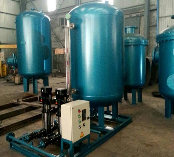 冷凝水回收装置