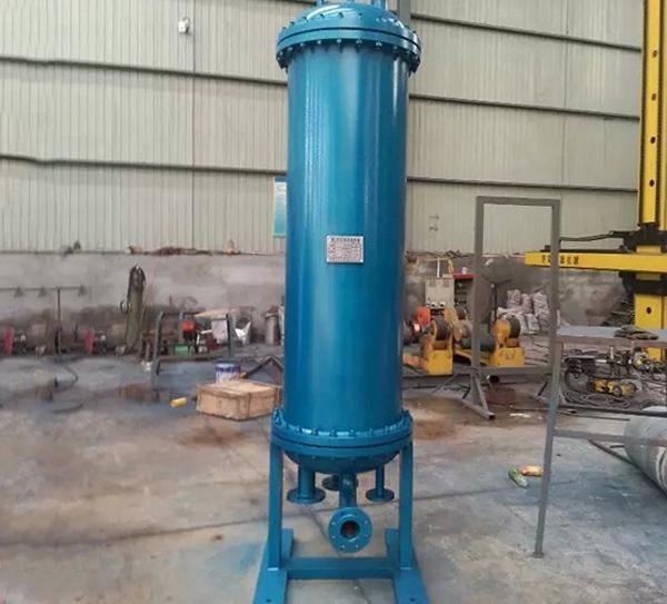 上海水平浮动盘管换热器